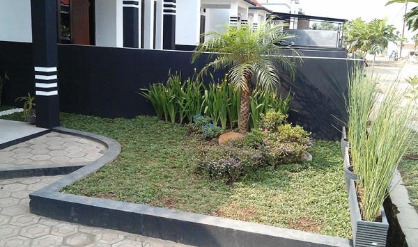 Model Desain Taman Rumah Minimalis Terbaru Type  Model Desain Taman Rumah Minimalis Terbaru Type 36