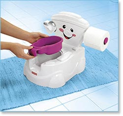 How To Potty Train A Girl Fast Potty Training Girls