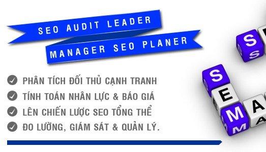 Kế hoạch trở thành SEOer Leader trong 1 năm