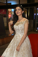 Rukshar Mir designer Anarkali Gown at 64th Jio Filmfare Awards South  2017 ~  Exclusive 062.JPG
