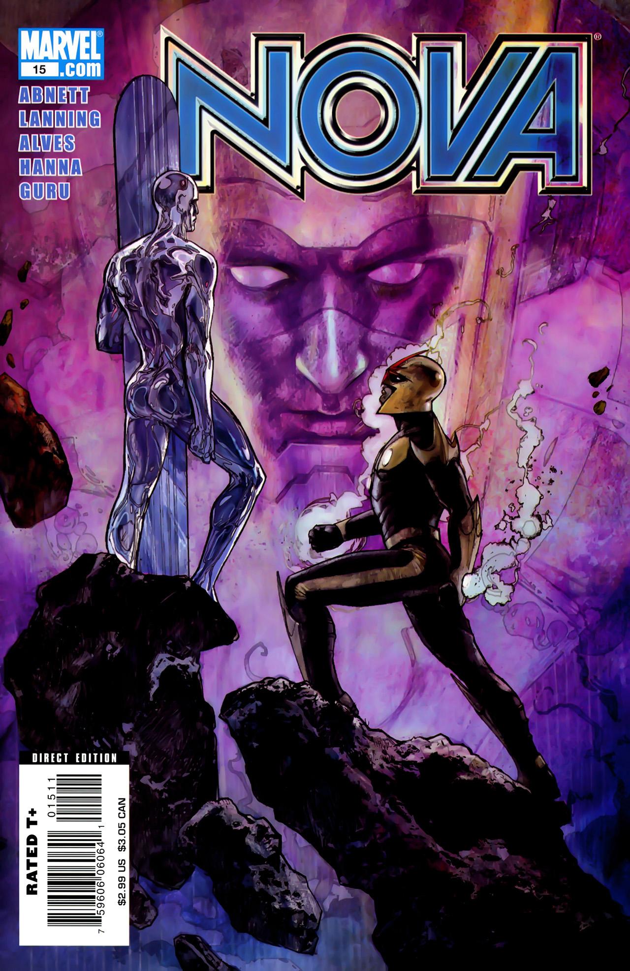 Nova (2007) issue 15 - Page 1
