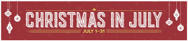 Christmas In July, Free, Carols of Christmas, Stamp Set, Demonstrator