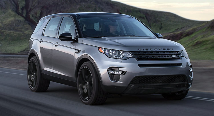 carscoops land rover discovery sport posts. Black Bedroom Furniture Sets. Home Design Ideas
