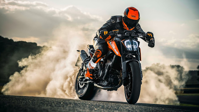 New 2019 KTM 790 Duke picture HDH