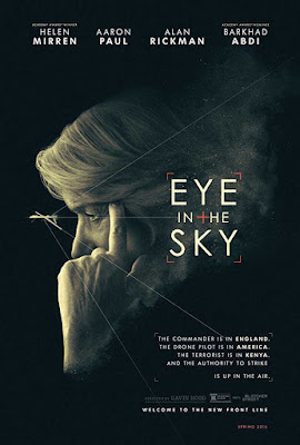 Poster Eye in the Sky 2015 English HD 720p