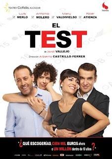 El test [Teatro Alcázar]