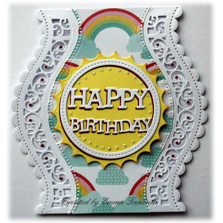 Trenouths Crafty Creations Childrens Birthday Cards