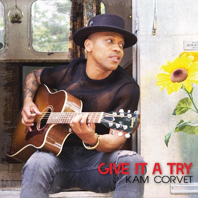 """Watch """"Give It A Try"""" music video by Kam Corvet (Song Produced by Gavin Brown)"""