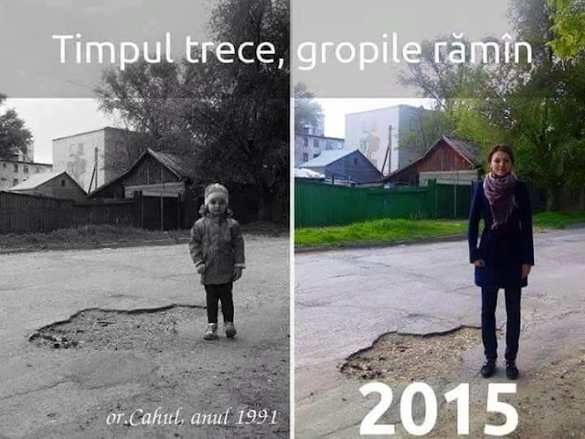 Gropile din Romania