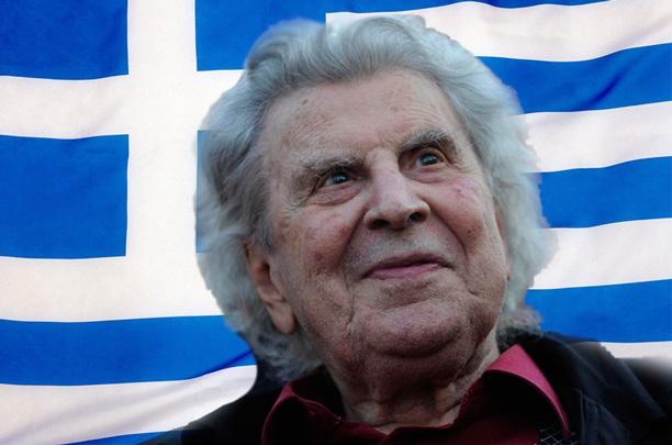 Νίκος #Λυγερός - O #Μίκης #Θεοδωράκης και το #Συλλαλητήριο #σκοπιανό