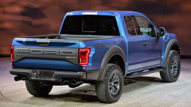 2017 Ford F-150 Release Date
