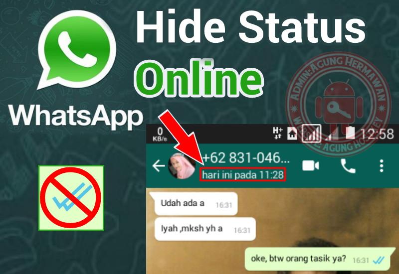 Begini Cara Supaya Terlihat Offline Di Whatsapp Agung Hostkey