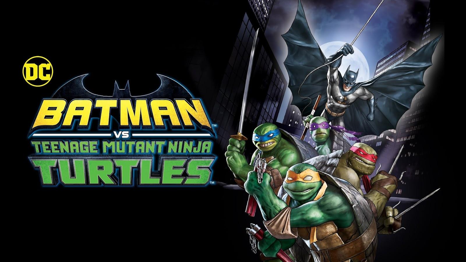 Nickalive Nicktoons Usa To Premiere Batman Vs Teenage Mutant Ninja Turtles On Wednesday November 27 2019
