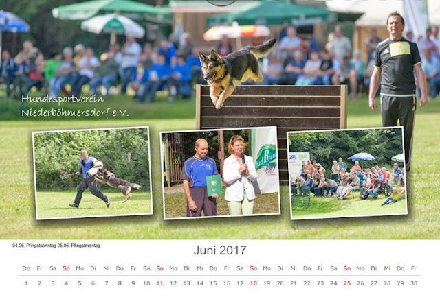 Kalenderbild Juni 2017
