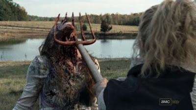The Walking Dead 2x12: Il Giustiziere...diteci la vostra !!!