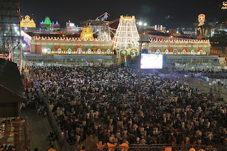 Tirupati Top 10 visiting places