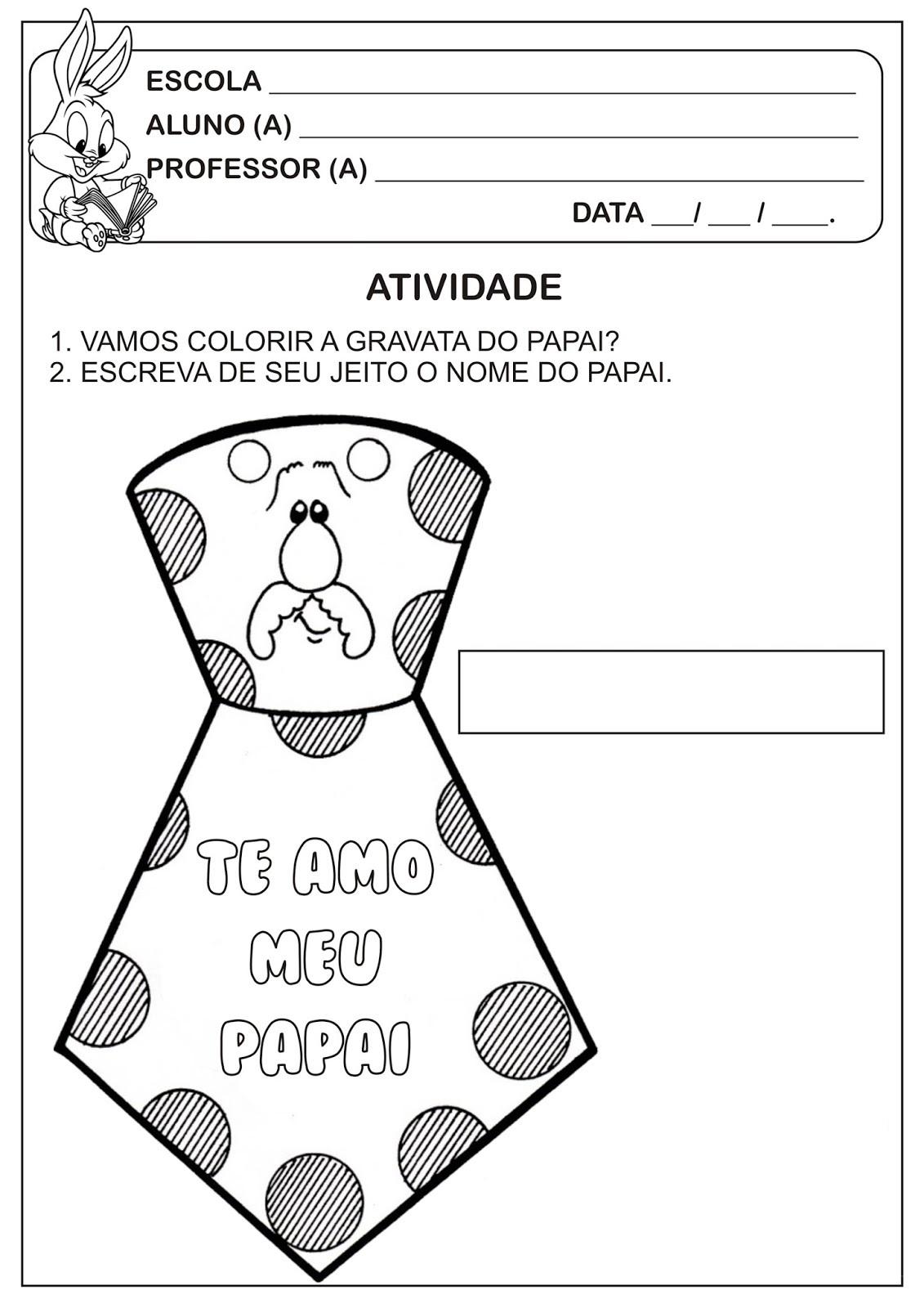 Professoras Na Web 20 Ideias De Cartões Para O Dia Dos Pais