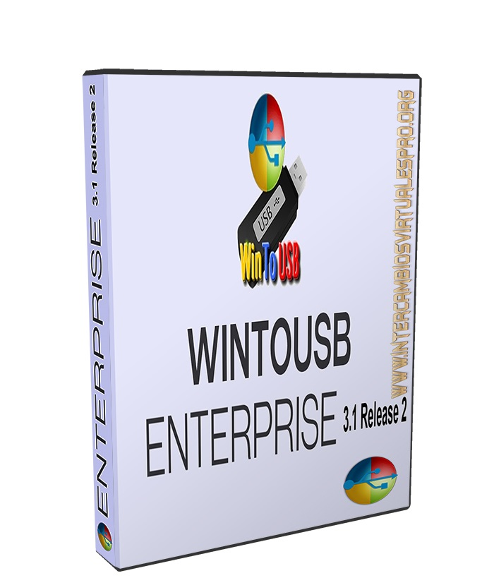 WinToUSB Enterprise 3.5 poster box cover