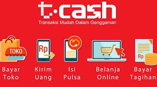 Telkomsel merupakan salah satu provider terbesar di Indonesia dimana jaringannya telah te Cara Mudah Untuk Menggunakan Saldo Bonus Tcash