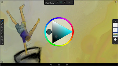 4- تطبيق Painter Mobile