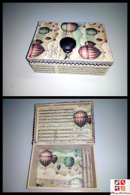 caja de puros tuneada