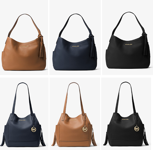 Michael Kors: Extra 25% off Sale Styles - Ashbury Shoulder Bag only $86 (reg $228) + Free Shipping!