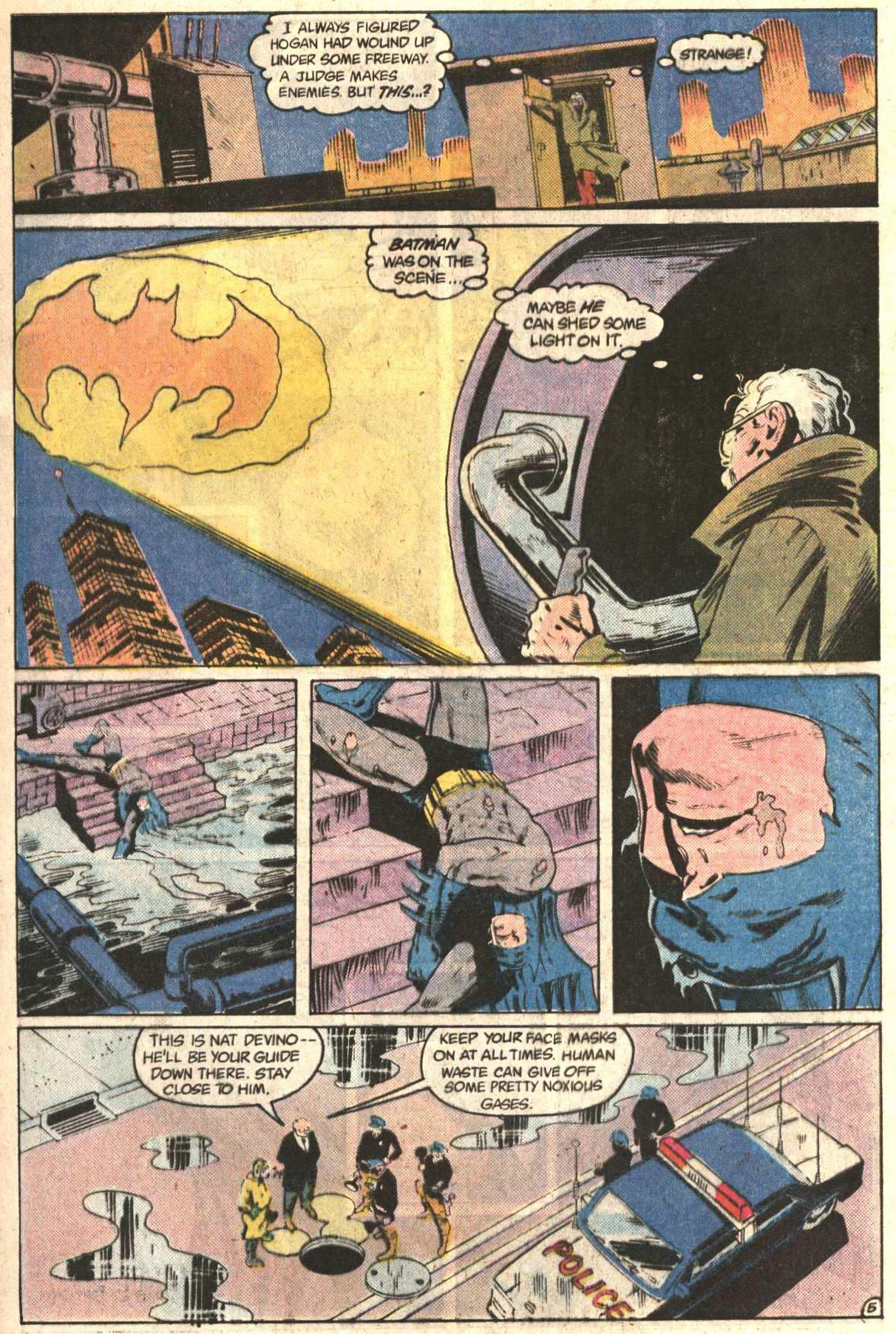Detective Comics (1937) 586 Page 5
