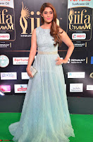 Surabhi Beautiful Smile at IIFA Utsavam Awards 2017  Day 2 at  32.JPG