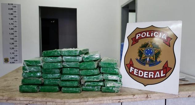Em 30 dias, PF prende nove pessoas por tráfico de drogas e porte ilegal de armas em Rondônia