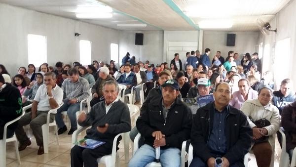 Ubiratã- Evento comemora dia do agricultor e 60 anos de Emater