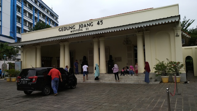Joang 45 Museum, Menteng District, Central Jakarta City, Indonesia