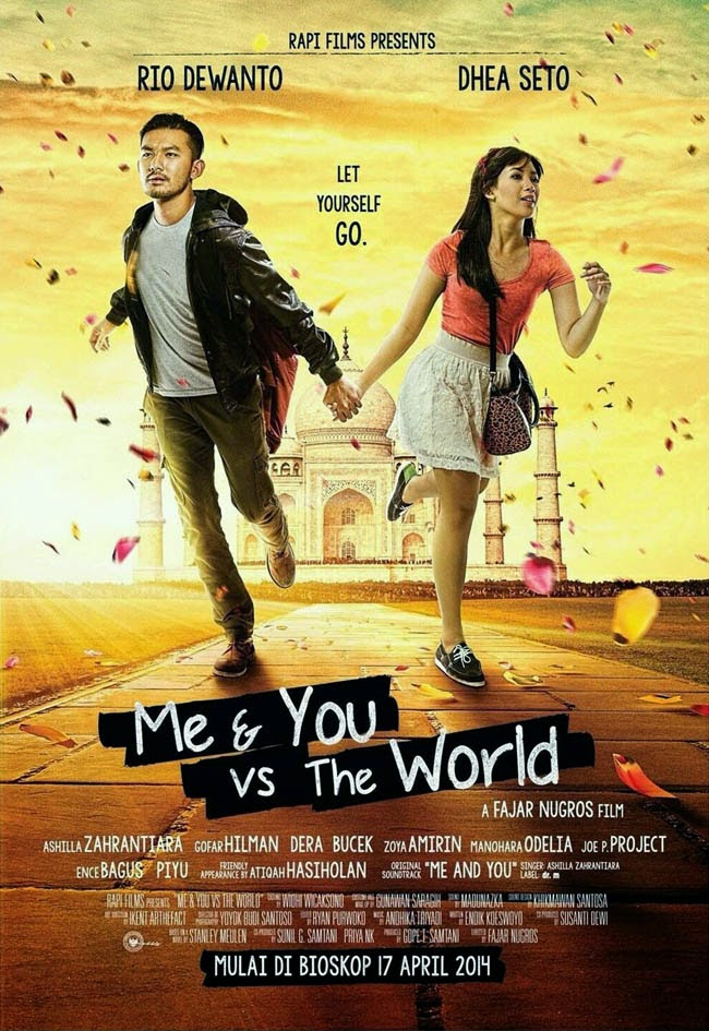 Download Film Me You Vs The World 2014 Tersedia