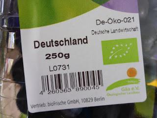Vertrieb: bioFrische GmbH, 10829 Berlin