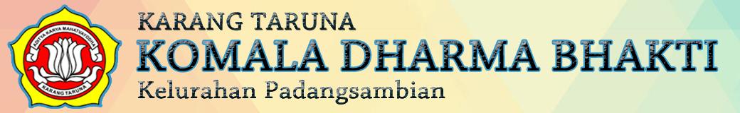 Situs Resmi Karang Taruna Kelurahan Padangsambian