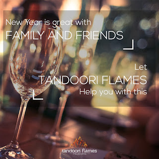 tandoori flames social post