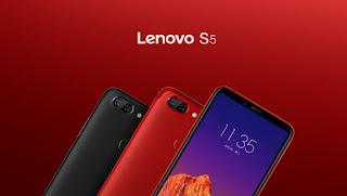 Harga dan Spesifikasi Lenovo S5 Terbaru