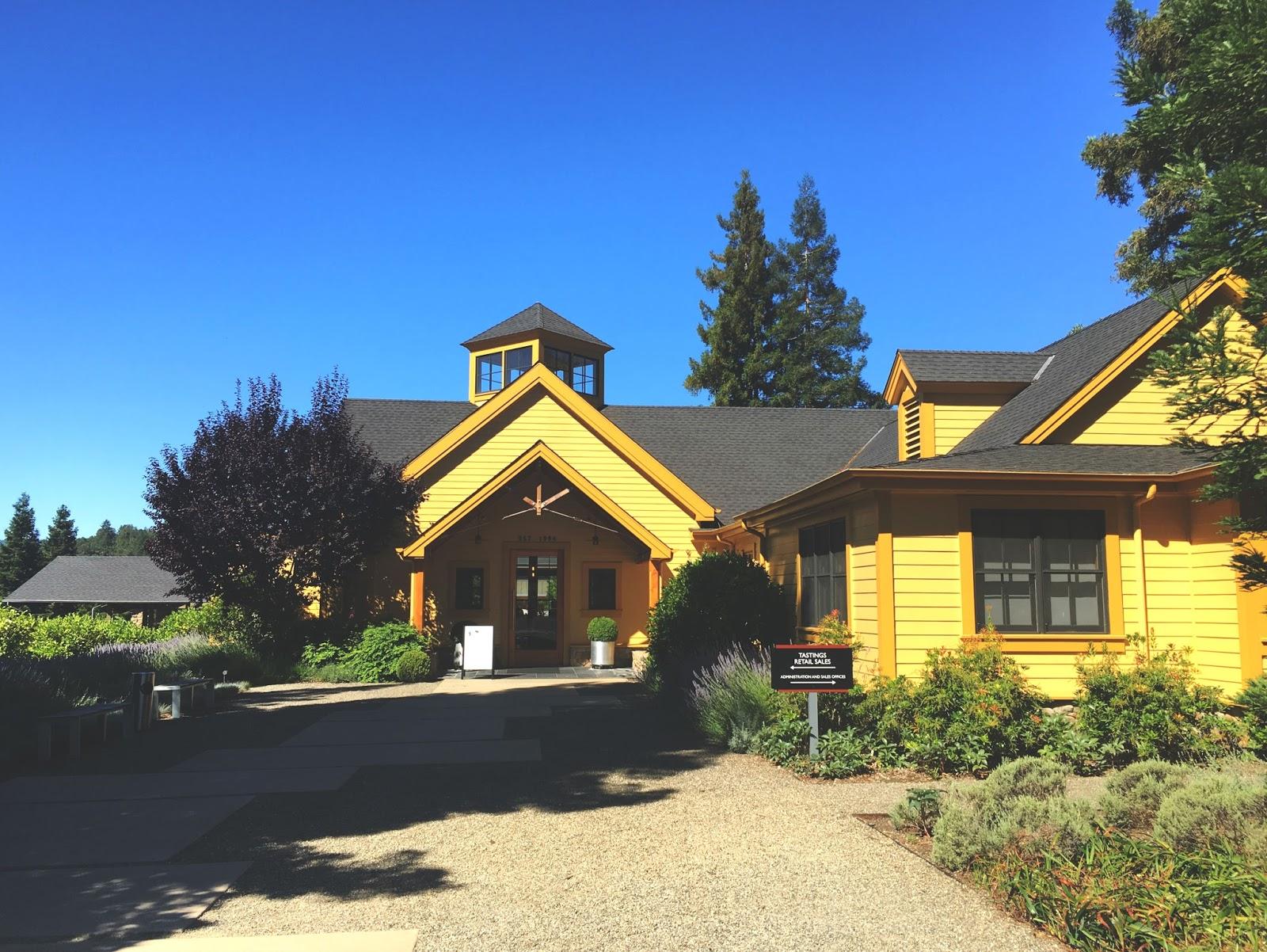 Paraduxx Winery in Napa, California