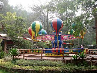 Wahana Permainan - Taman Safari Bogor