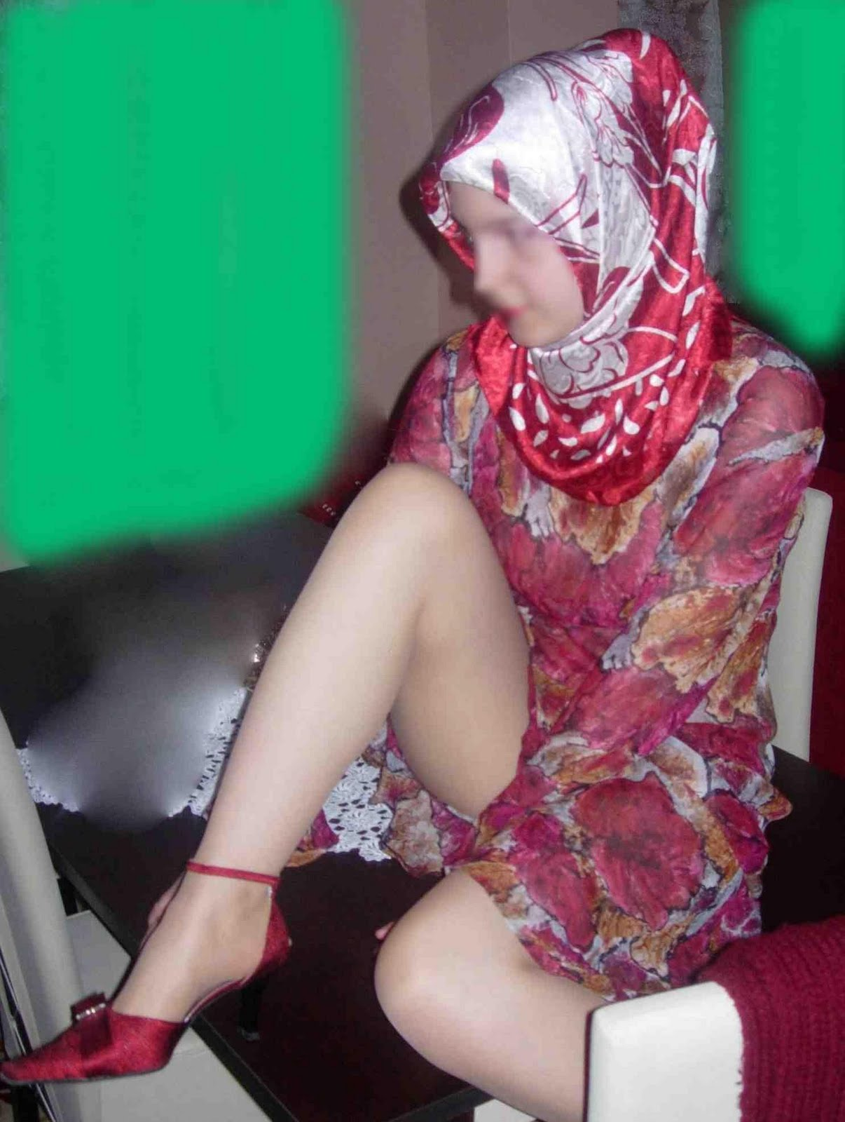 turkish naked girl with hijab