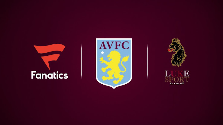 No More Under Armour Aston Villa Announce Innovative Three Party Kit Deal Footy Headlines
