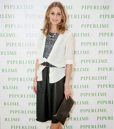 Olivia Palermo looking flawless as always!!!