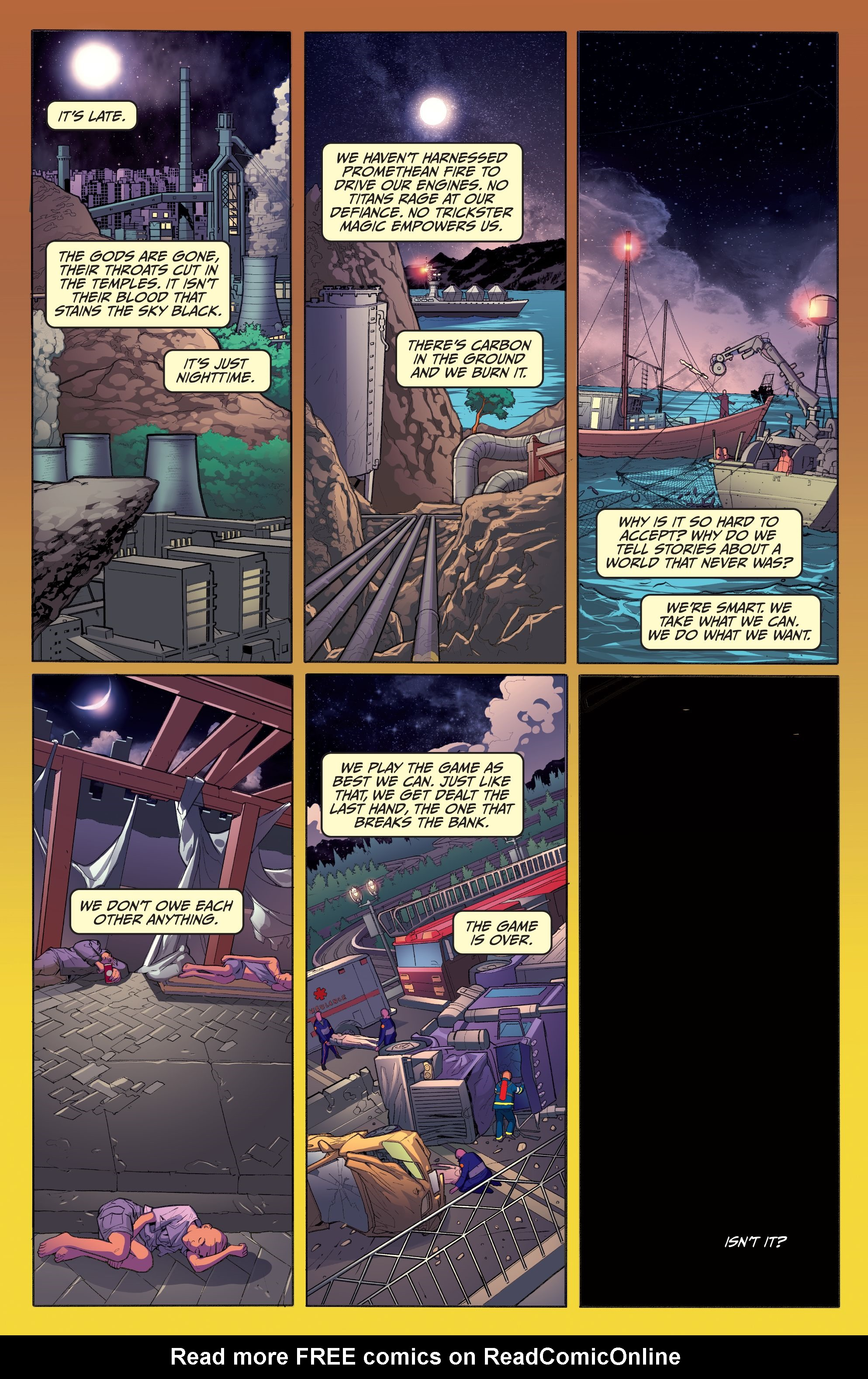 Read online Jackpot! comic -  Issue #6 - 3