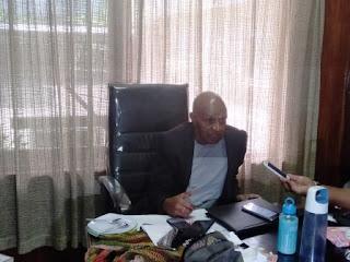 Ketua Sinode Kingmi Tanah Papua, Pdt. Dr. Benny Giay - Foto/SP