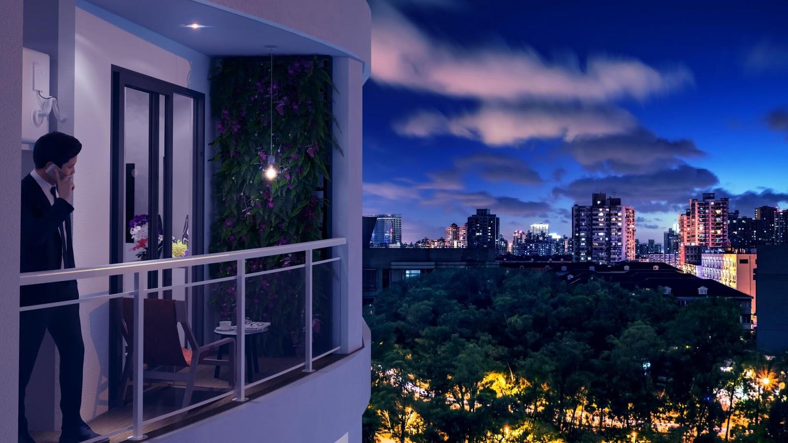 Không gian sống đẳng cấp tại Sky View 360 Giải Phóng