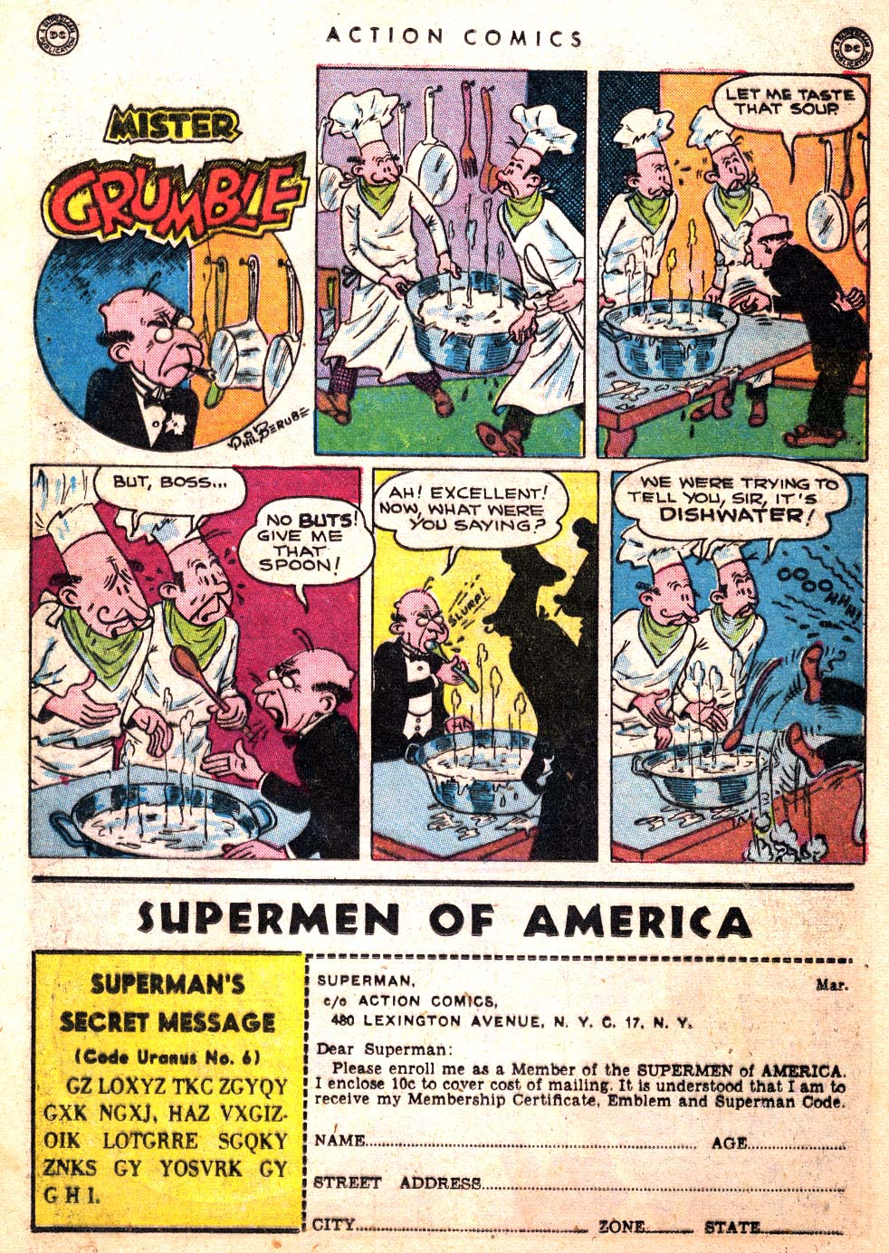 Read online Action Comics (1938) comic -  Issue #106 - 16