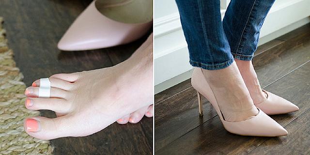 20 excelentes trucos que te harán nunca usar tus zapatos de la misma manera
