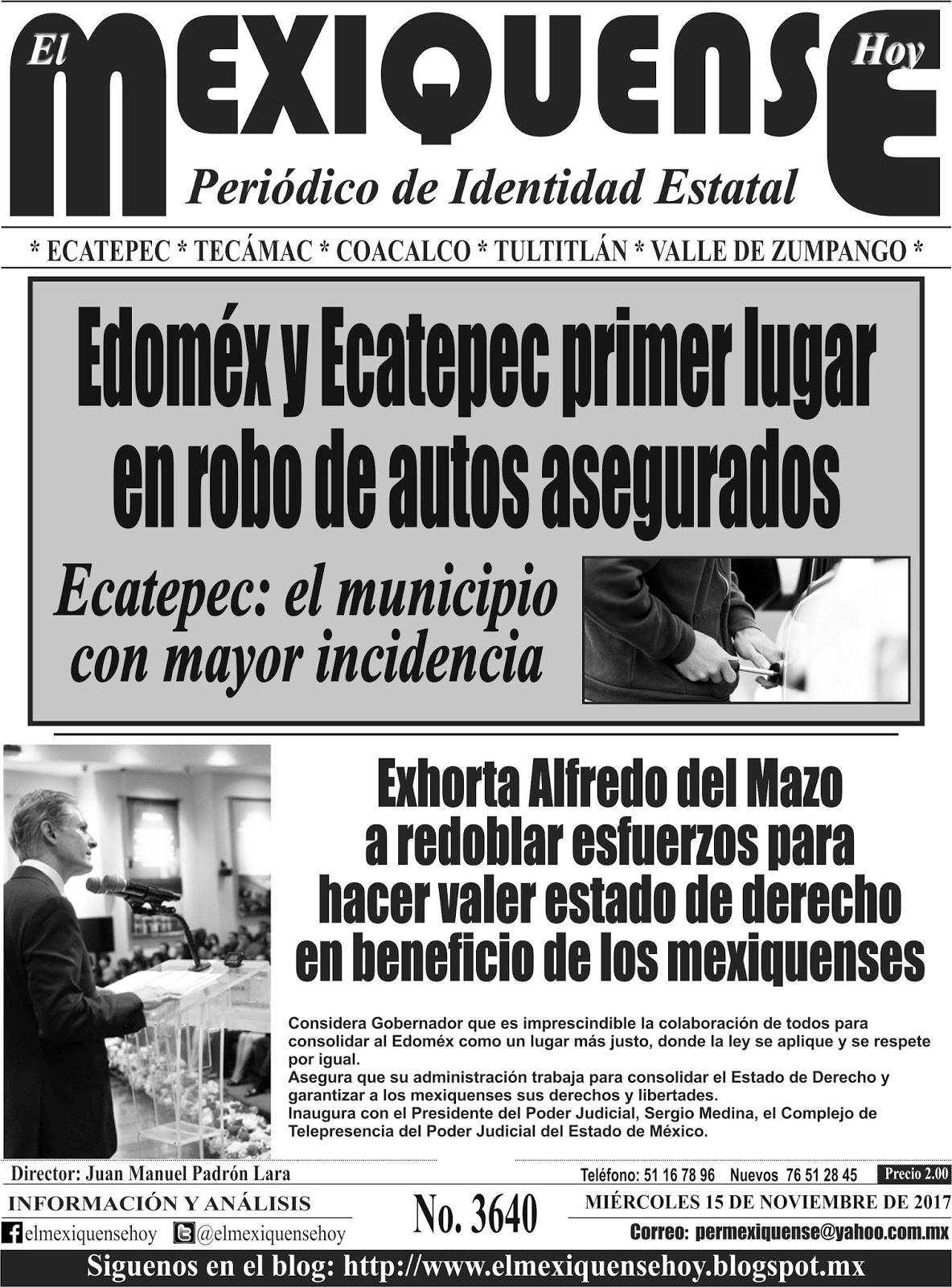 844fbea607 Por elmexiquensehoy a la s noviembre 15
