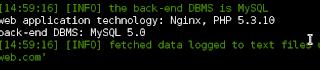 Hacking Website dengan SQLMap Kali Linux