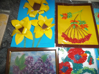 Які цікаві та творчі роботи: «Рослини – символи України»