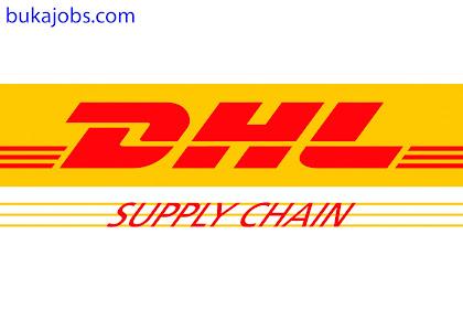 Lowongan Kerja PT. DHL Supply Chain Indonesia Juli 2019